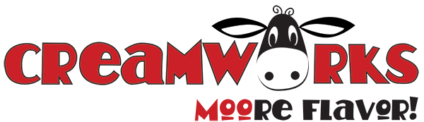 Creamworks Dairy Logo